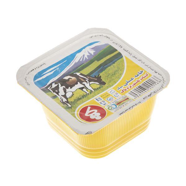 خامه عسلی پاک مقدار 100 گرم
