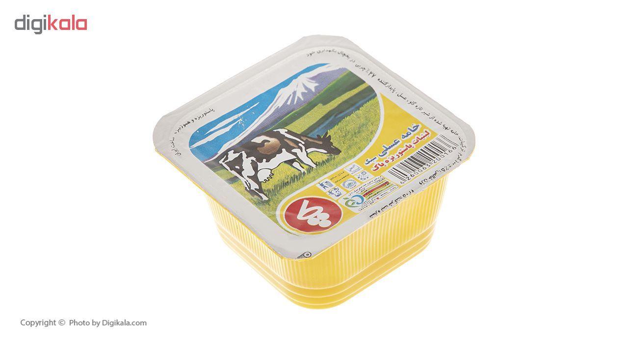 خامه عسلی پاک مقدار 100 گرم main 1 1