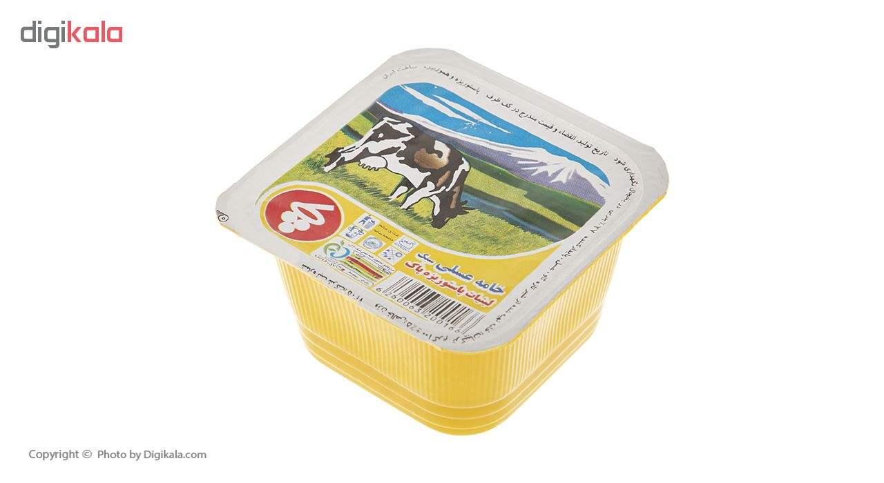 خامه عسلی پاک مقدار 100 گرم main 1 2