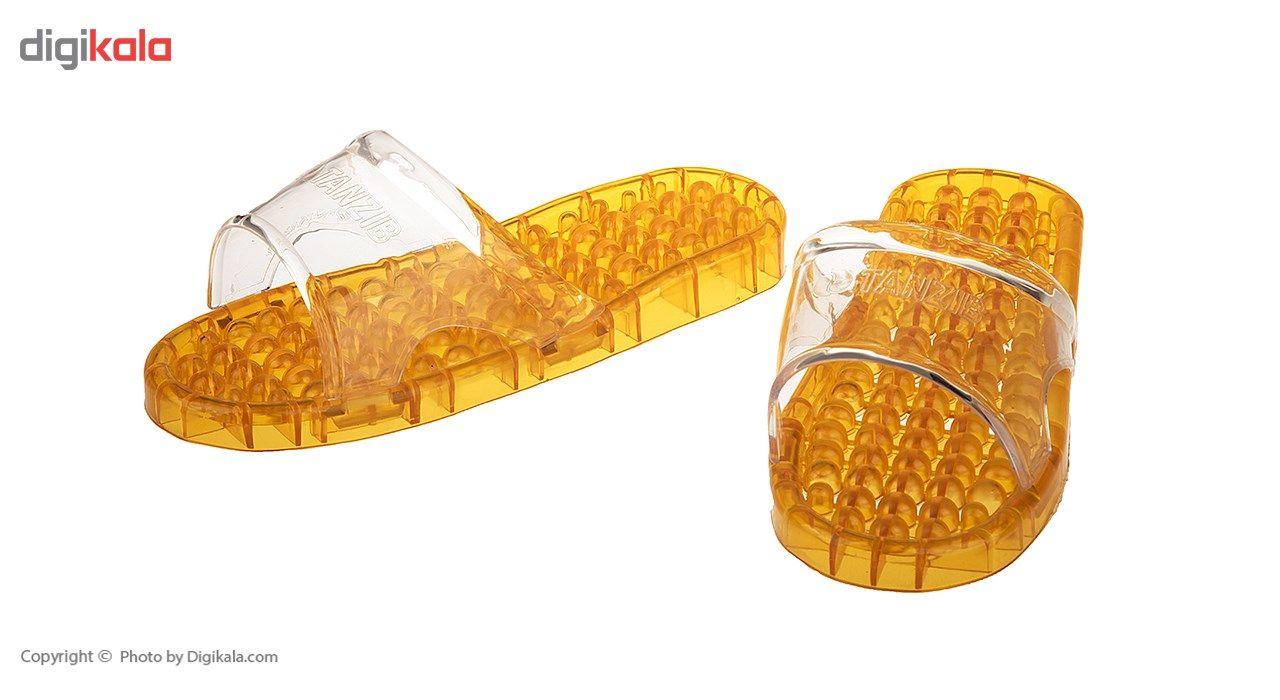 ماساژور پا تن زیب مدل Sandal main 1 3