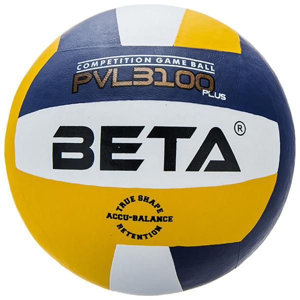 توپ والیبال چرمی بتا مدل MVA3100 سایز 5