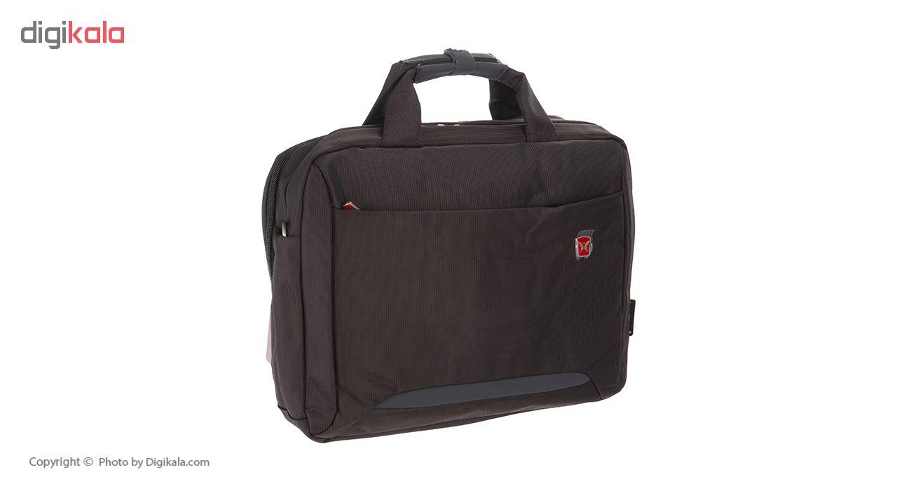 کیف لپ تاپ کد 122 مناسب برای لپ تاپ 14 اینچی