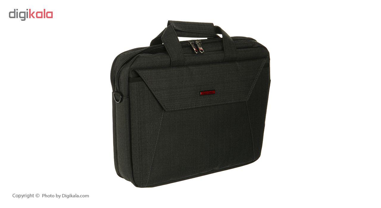 کیف لپ تاپ کد 01 مناسب برای لپ تاپ 15.6 اینچی