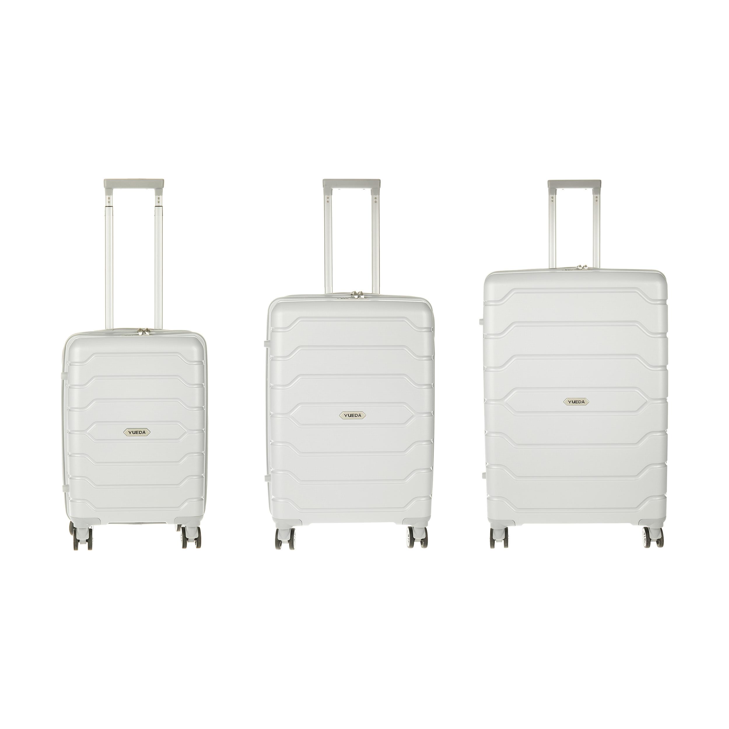 چمدان یوئدا کد 002 مجموعه 3 عددی