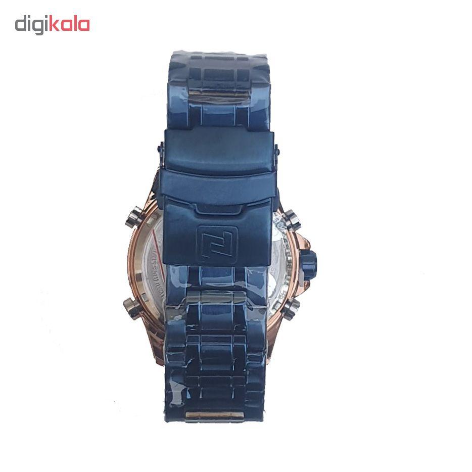 ساعت مچی دیجیتال مردانه نیوی فورس مدل NF9170RGBE             قیمت
