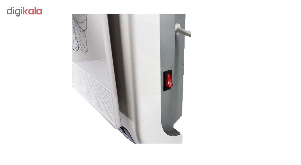 فن هیتر دیواری جی پاس مدل GWH9526