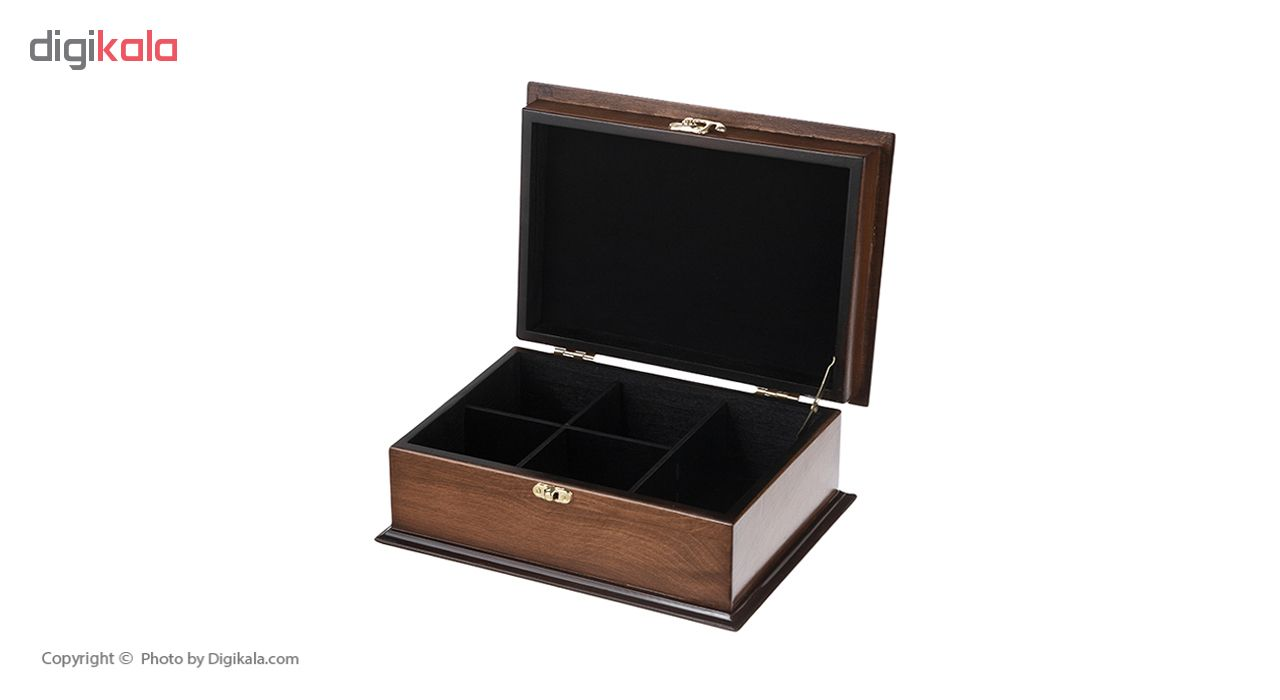 جعبه پذیرایی هُم آدیس مدل Royal کد BT 08