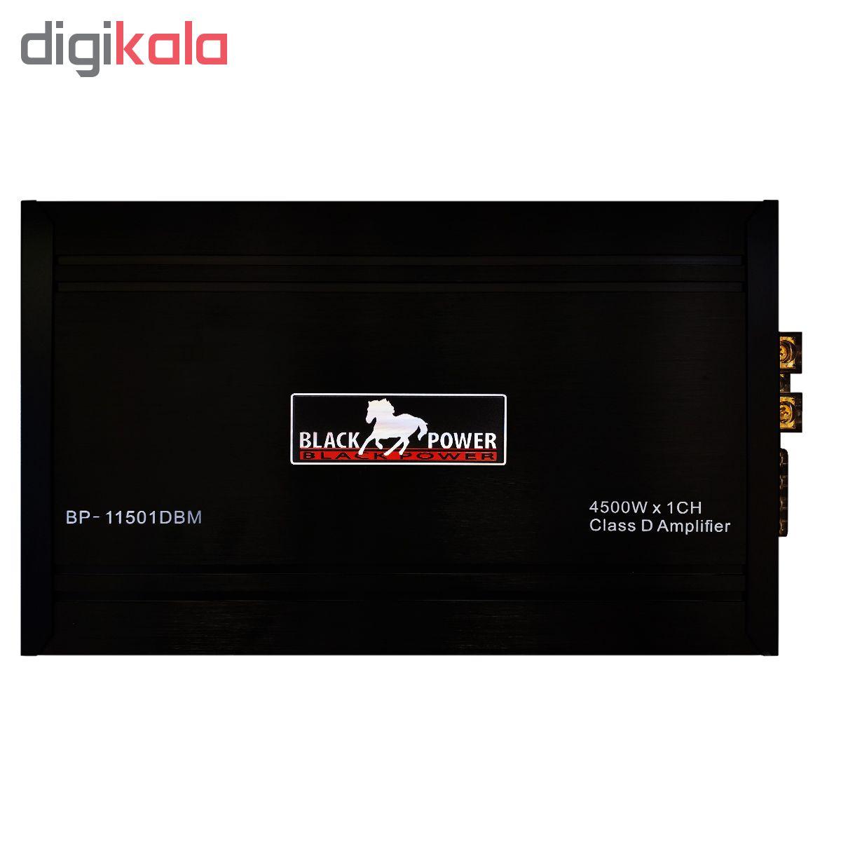 آمپلی فایر خودرو بلک پاور مدل BP-11501DBM