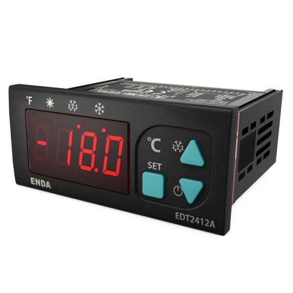 ترموستات دیجیتال اندا مدل EDT2412A-230-R
