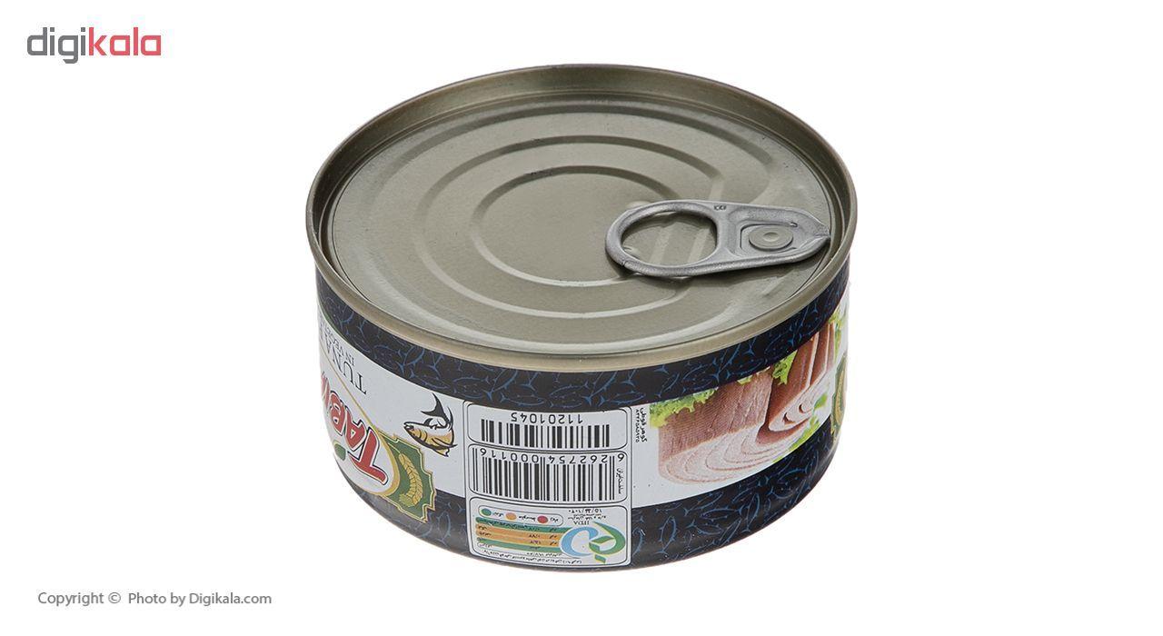 کنسرو ماهی تون در روغن گیاهی طبیعت - 180 گرم بسته 4 عددی main 1 5