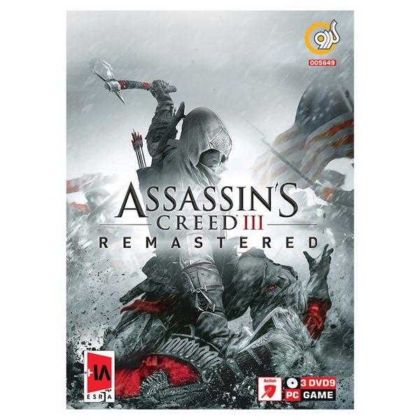 بازی Assassin's Creed III Remastered مخصوص PC نشر گردو