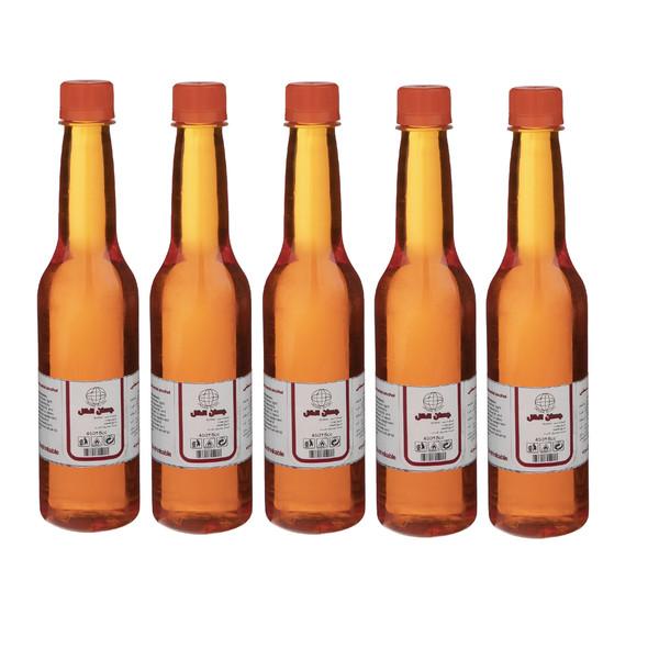 الکل صنعتی جهان الکل مدل SLM76 حجم 450 میلی لیتر بسته 5 عددی