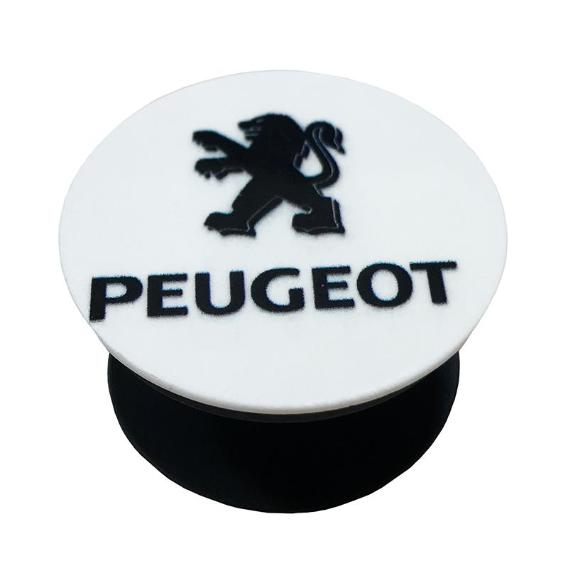 پایه نگهدارنده گوشی موبایل پاپ سوکت طرح پژو کد 520              ( قیمت و خرید)
