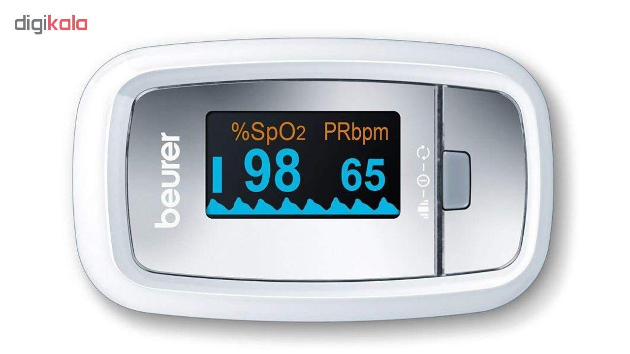پالس اکسیمتر بیورر مدل PO30