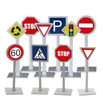 بازی آموزشی آی توی مدل علائم راهنمایی و رانندگی کد T2