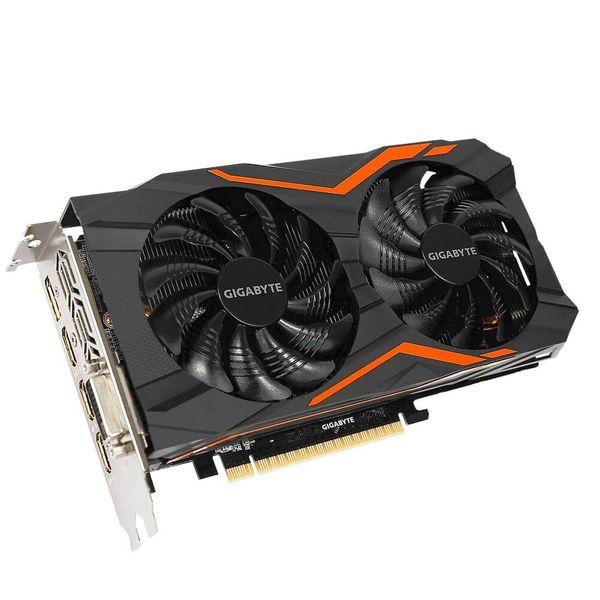 کارت گرافیک گیگابایت مدل GeForce GTX 1050 Ti