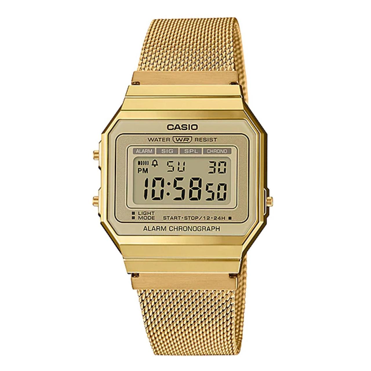کد تخفیف                                      ساعت مچی دیجیتال کاسیو کد A700WMG-9ADF