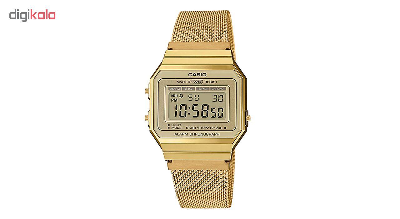 ساعت مچی دیجیتال کاسیو کد A700WMG-9ADF             قیمت
