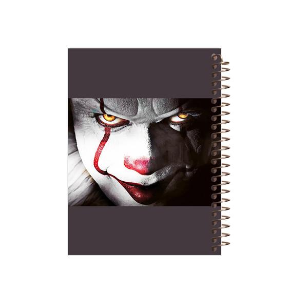 دفتر یادداشت مجنتا طرح دلقک کد 56
