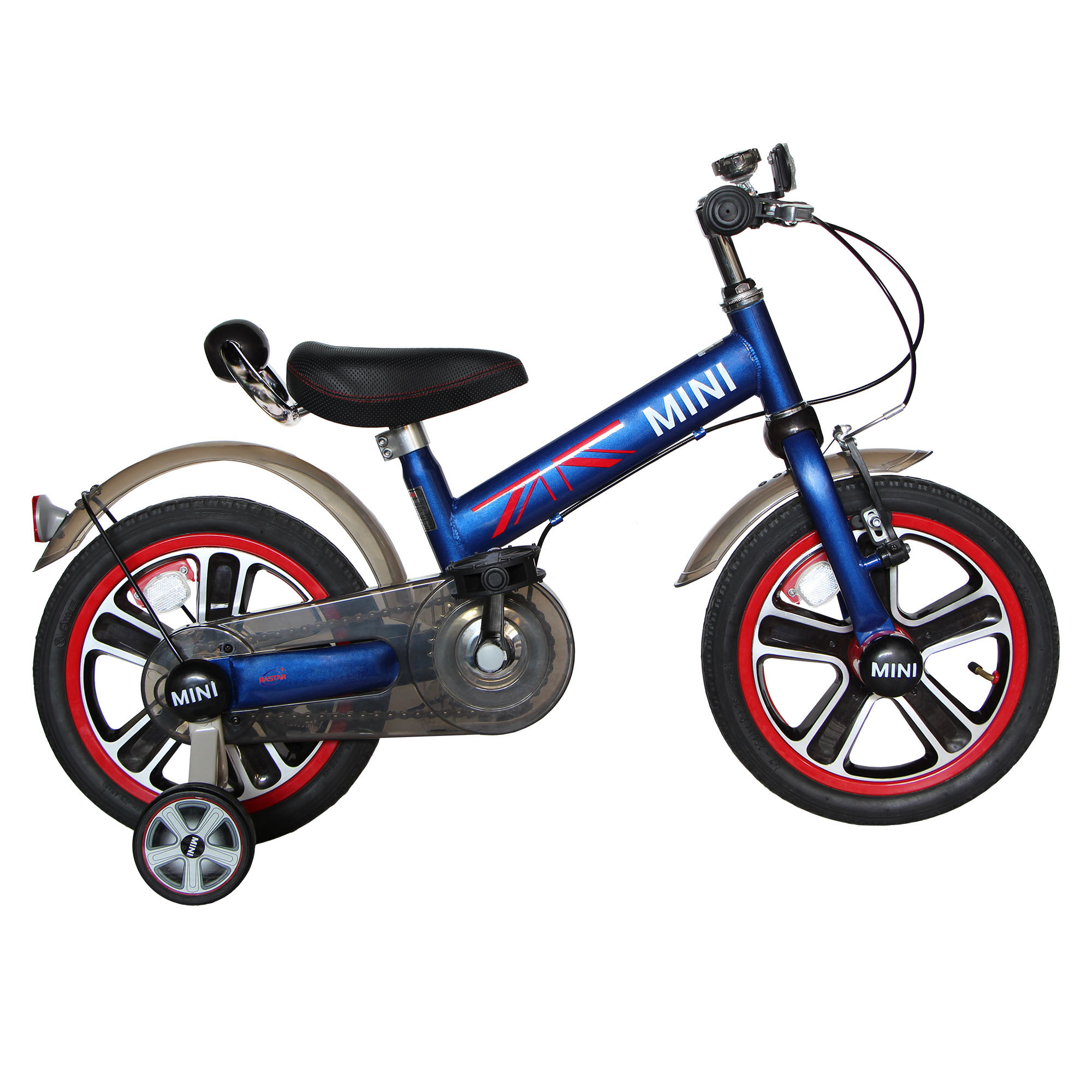 دوچرخه شهری راستار مدل 9104 Mini Cooper سایز 14