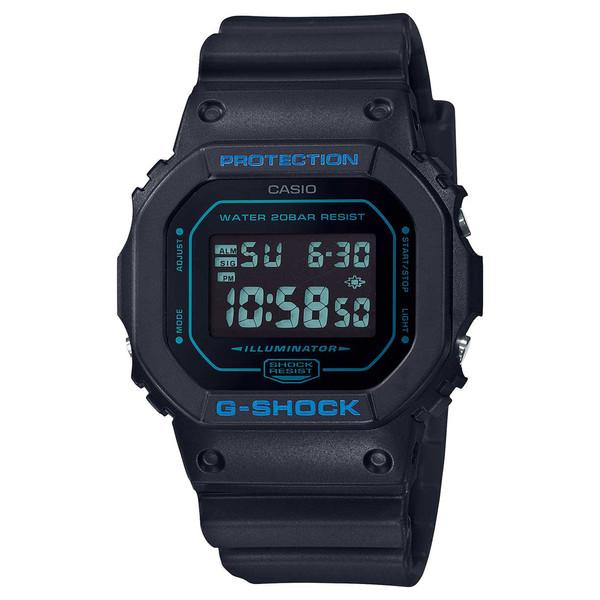 ساعت مچی دیجیتال مردانه کاسیو کد DW-5600BBM-1DR