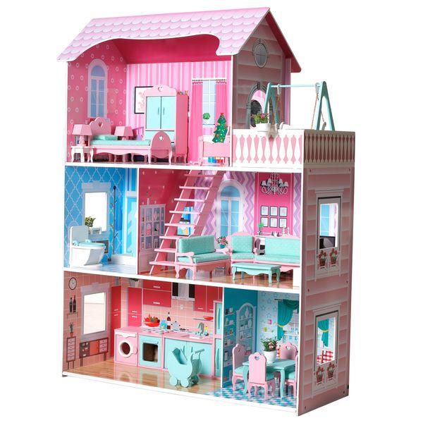 خانه عروسک مدل dream house کد 104