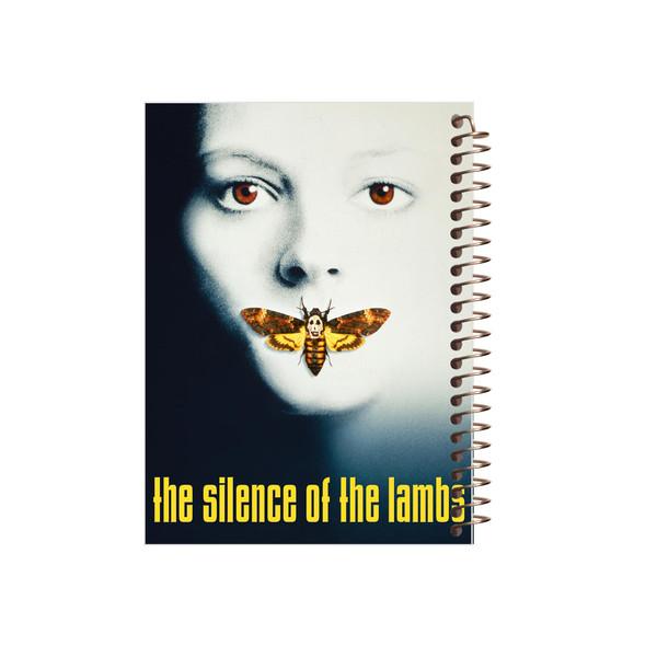 دفتر یادداشت مجنتا طرح Lambs کد 57