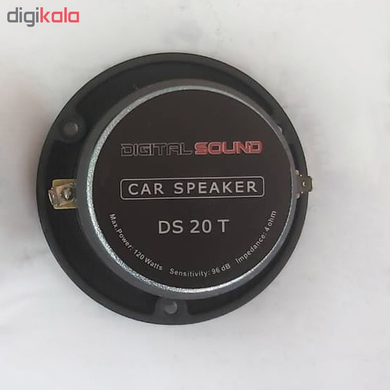 خرید اینترنتی توییتر خودرو دیجیتال ساند مدل DS20T بسته 2 عددی اورجینال