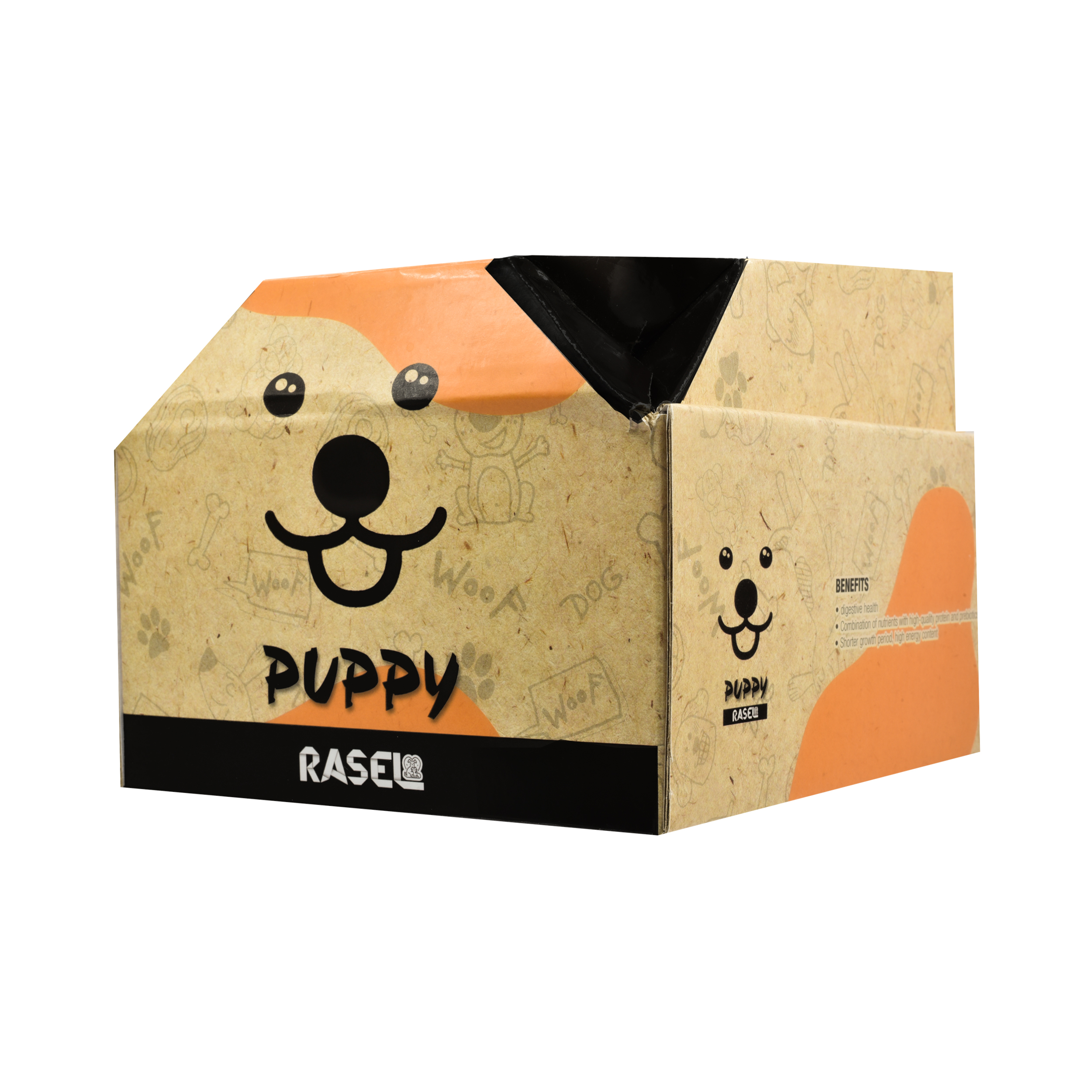خرید                      غذای سگ راسل مدل 0030 وزن 1500گرم