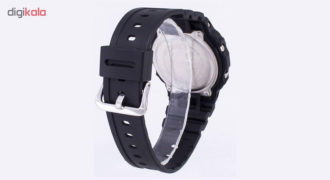 ساعت مچی دیجیتال مردانه کاسیو کد DW-5600BBMA-1DR              اصل
