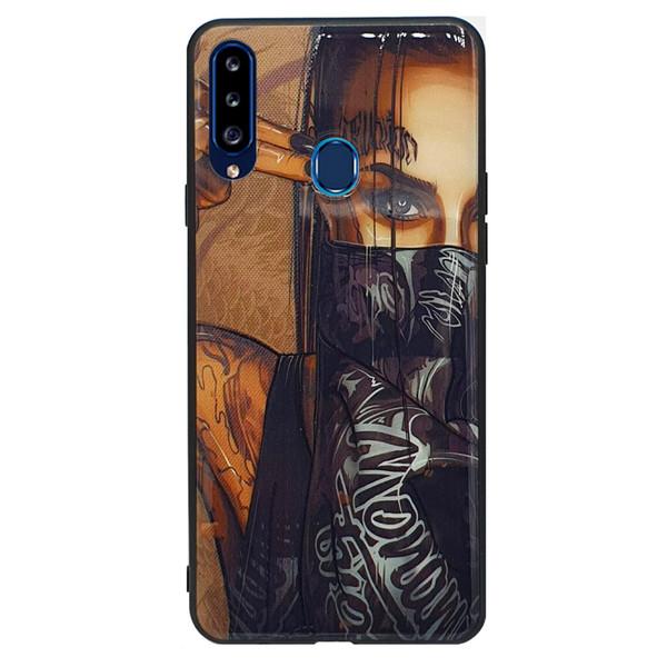 کاور مانوس مدل BO-S1 مناسب برای گوشی موبایل سامسونگ Galaxy A20s