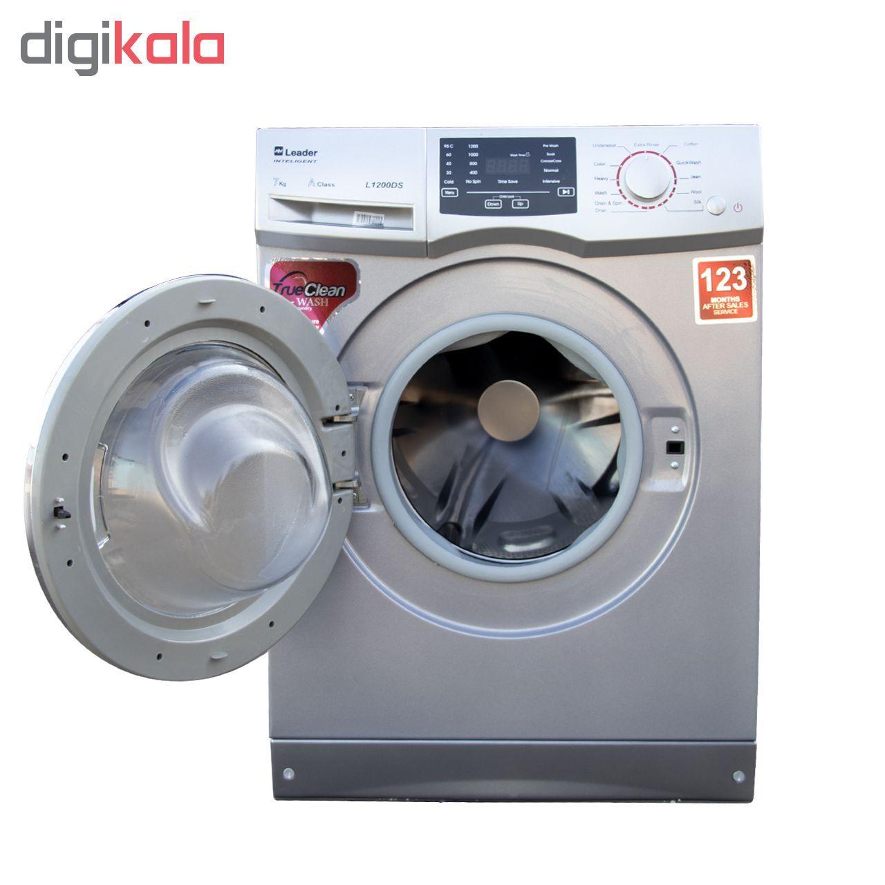 ماشین لباسشویی لیدر مدل L1200D ظرفیت 7 کیلوگرم main 1 3