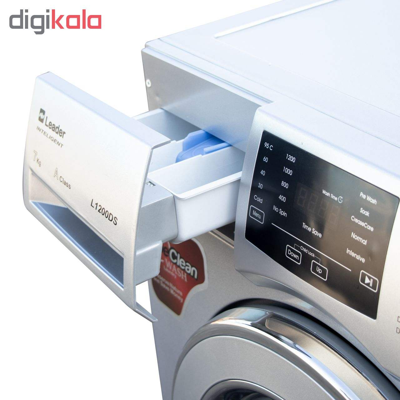 ماشین لباسشویی لیدر مدل L1200D ظرفیت 7 کیلوگرم main 1 5