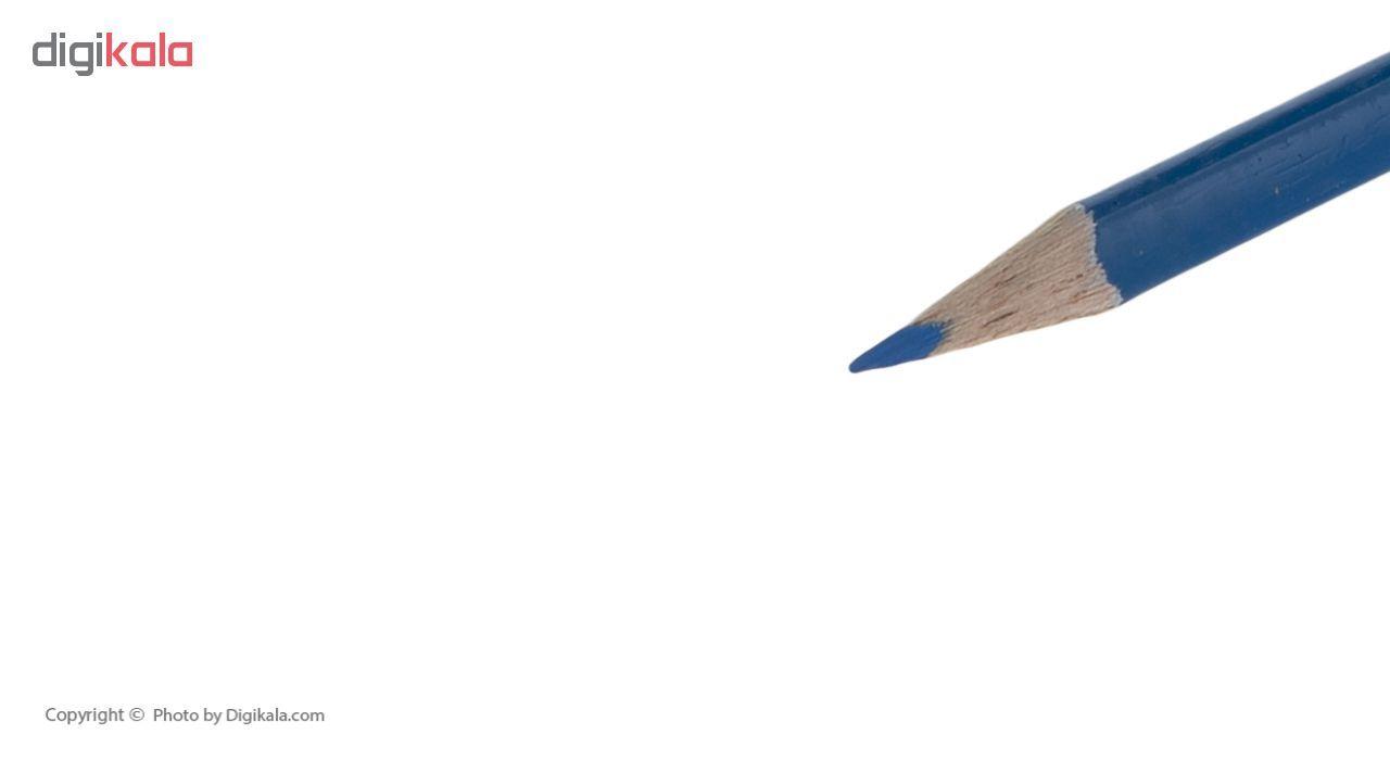 مداد رنگی 12 رنگ آرت لاین مدل ECP12-PLR/IL main 1 7