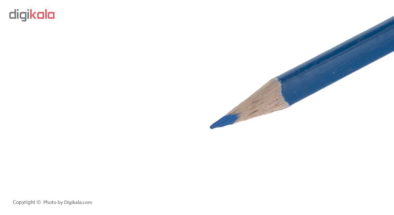 مداد رنگی 12 رنگ آرت لاین مدل ECP12-PLR/IL main 1 8