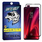 محافظ صفحه نمایش وایت ولف مدل WGF مناسب برای گوشی موبایل شیائومی Mi 9T thumb