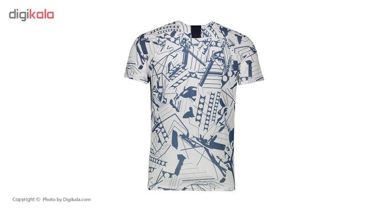 ست پیراهن و شورت ورزشی مردانه پانیل کد 1107WB