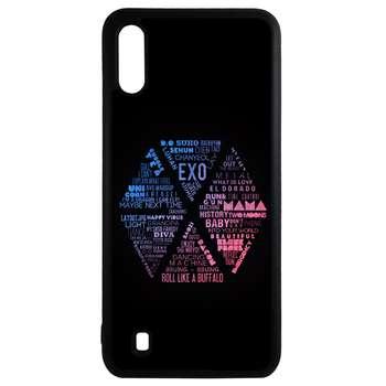 کاور طرح exo کد 43223 مناسب برای گوشی موبایل سامسونگ galaxy a10