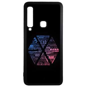 کاور طرح exo کد 43223 مناسب برای گوشی موبایل سامسونگ galaxy a9 2018