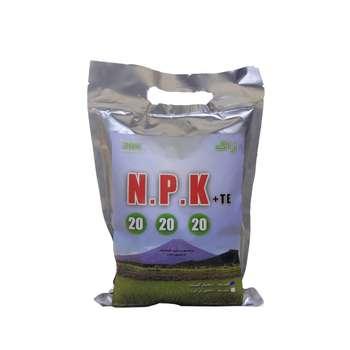 کود N.P.K زاک کد Z 2741 وزن 1000 گرم