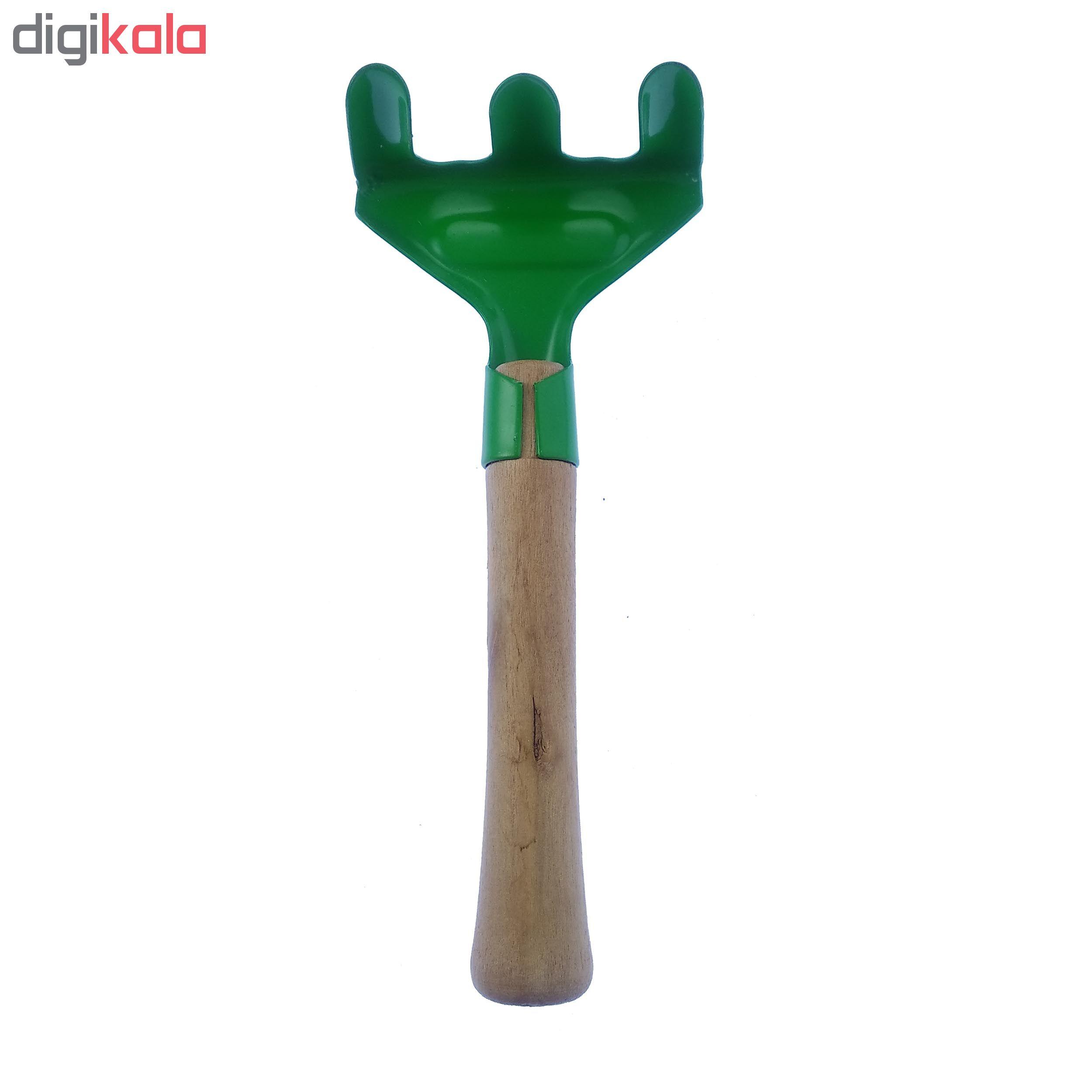 ابزار باغبانی مدل 3-TLG مجموعه 3 عددی