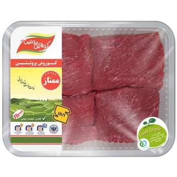 گوشت خورشتی گوساله داخلی کوروش پروتئین -  800 گرم