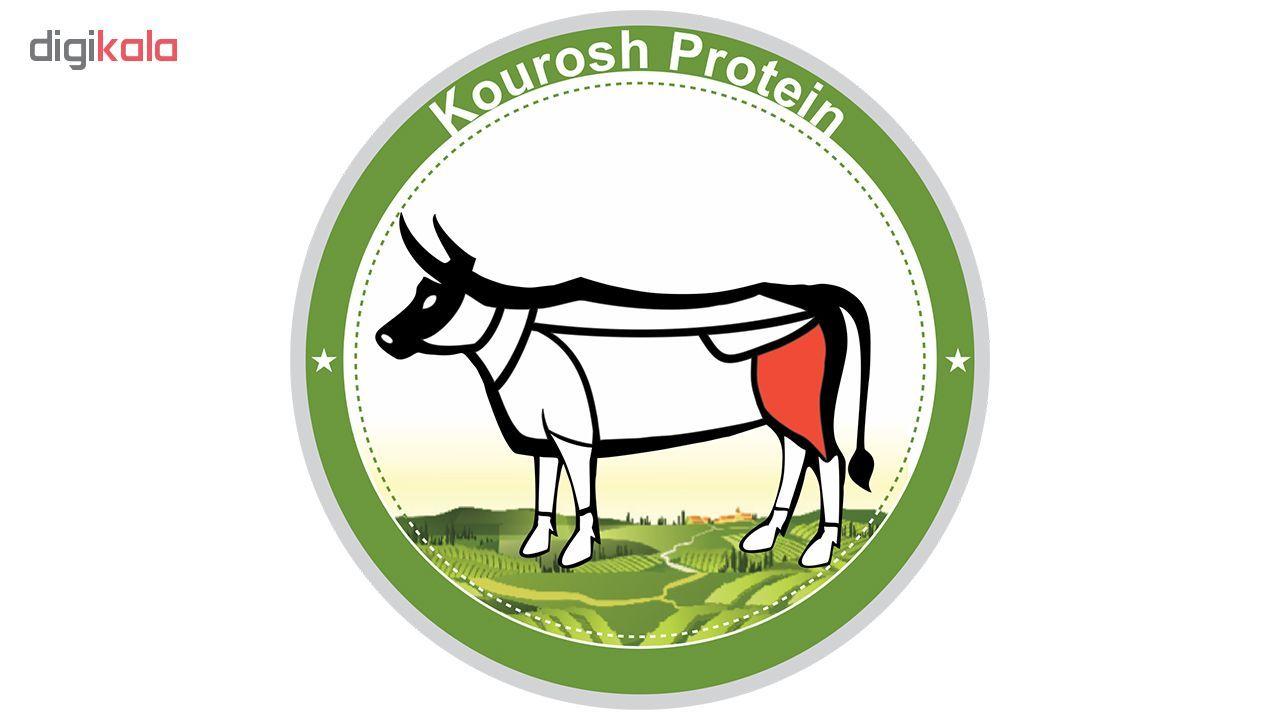 گوشت خورشتی گوساله داخلی کوروش پروتئین -  800 گرم main 1 4