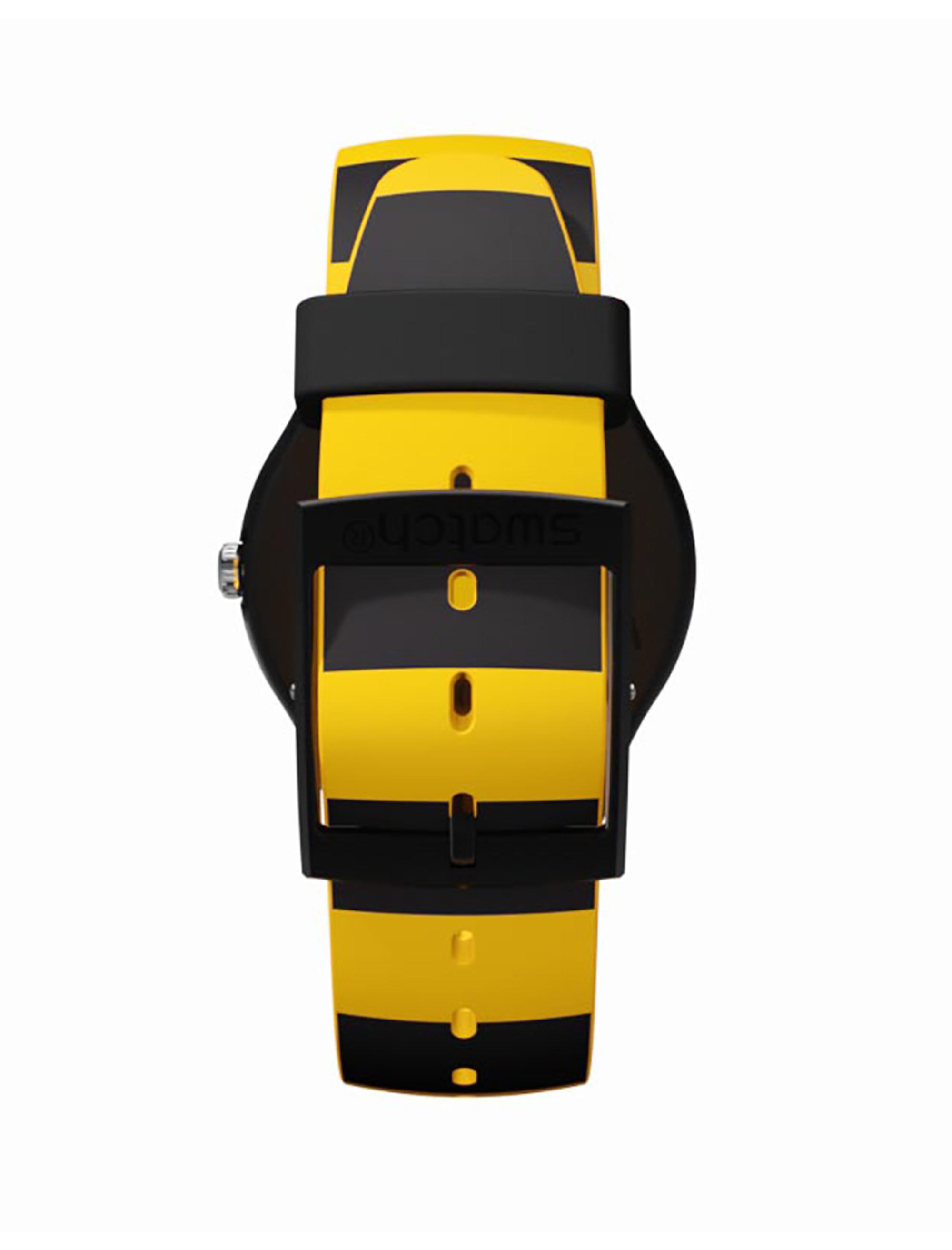 ساعت مچی عقربه ای سواچ مدل SUOB149
