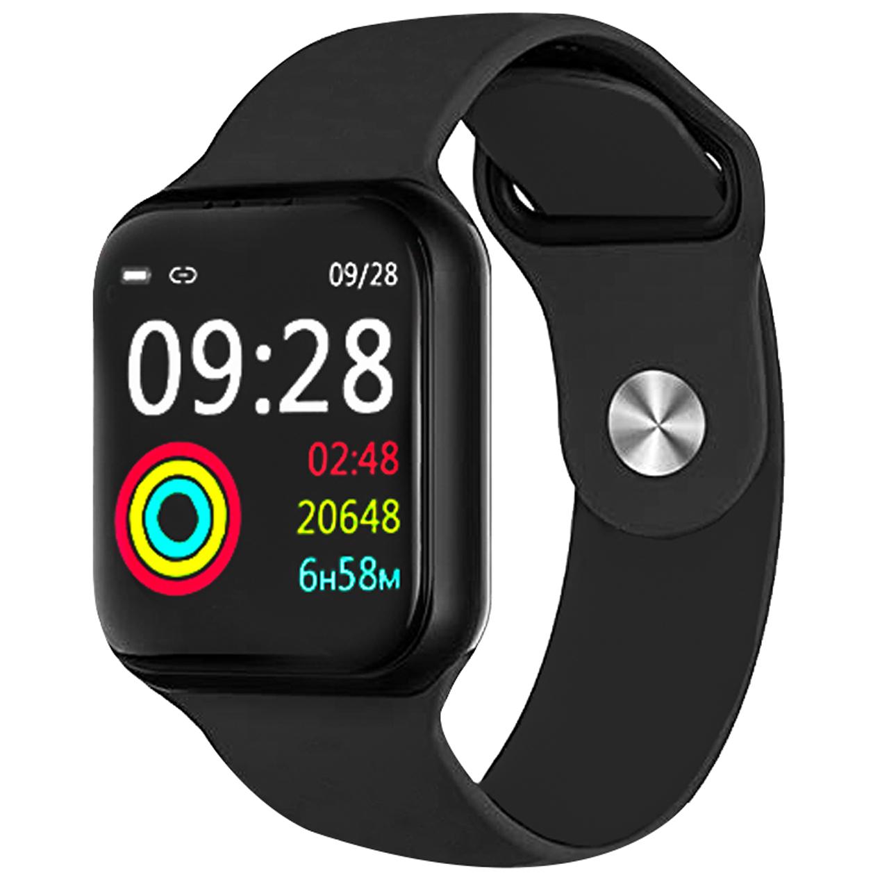 بررسی و {خرید با تخفیف}                                     ساعت هوشمند گیفت کالکشن مدل WearFit 9                             اصل