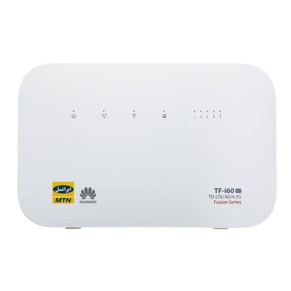 مودم 4G/TD-LTE ایرانسل مدل TF-i60 H1 به همراه 480 گیگابایت اینترنت یکساله