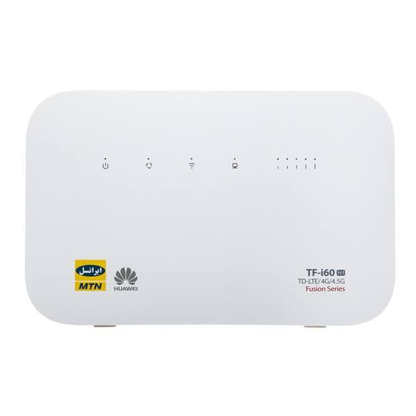 مودم 4G/TD-LTE ایرانسل مدل TF-i60 H1 به همراه با 480 گیگابایت اینترنت یکساله