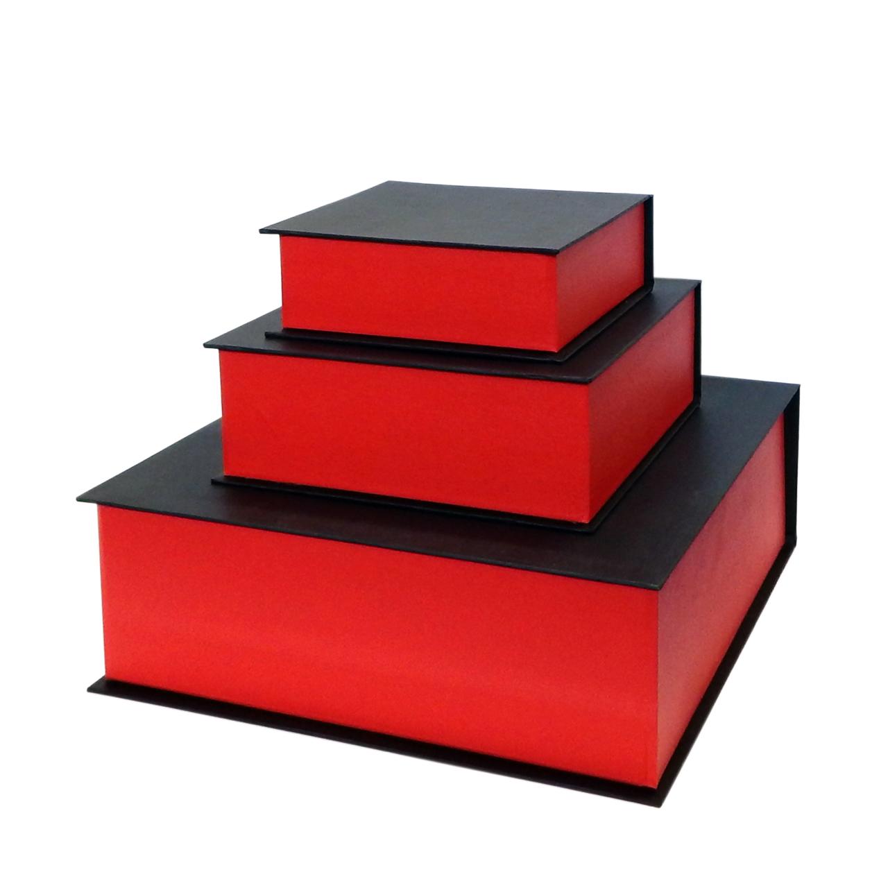 جعبه هدیه مدل B3 مجموعه 3 عددی