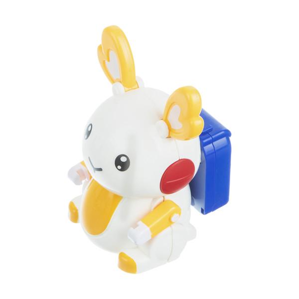 عروسک اسباب بازی طرح خرگوش کد 016 ارتفاع 11 سانتیمتر