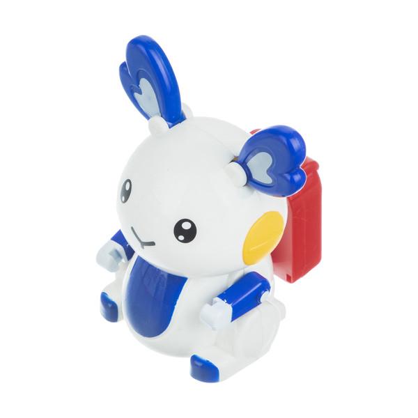 عروسک اسباب بازی طرح خرگوش کد 017 ارتفاع 11 سانتیمتر